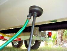 Boat marine inboard engine flusher motor flush Livewell Flushing System water