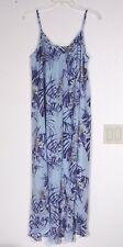 NWT $255 PARKER TROPICAL PRINT DRESS, SIZE SMALL