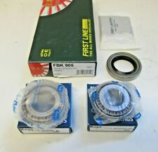 CHEVROLET DAEWOO Matiz 0.8 1.0 REAR FL FBK905 Wheel Bearing Kit NEW