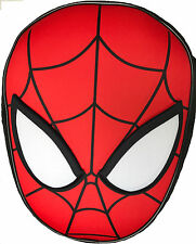 Spiderman Licenced 3D Face School Backpack