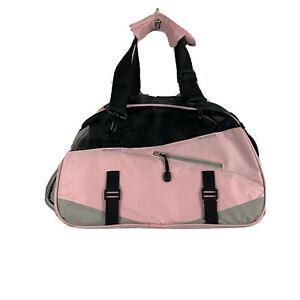Bergan Pet Comfort Carrier Tote for Dog Or Cat Pink S/M 18X8X11