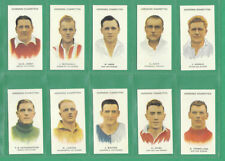 Sports Loose Collectable Carreras Cigarette Cards
