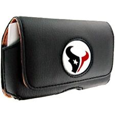 Licensed NFL Houston Texans Horizontal Case fits iPhone 3Gs, iPhone 4, iPhone 5