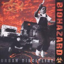 Urban Discipline, BIOHAZARD, Good Original recording remastered,Im