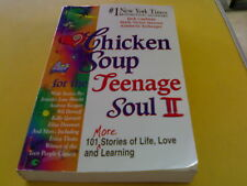 CHICKEN SOUP FOR THE TEENAGE SOUL 2 (TP) H68
