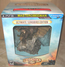 PS3 BioShock Infinite Ultimate Songbird Edition New Sealed (PlayStation 3, 2013)