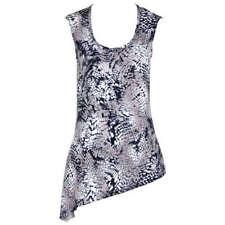 Women's Regular Sleeveless Rayon Tops & Blouses