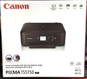 Canon PIXMA TS5150 Drucker Farbtintenstrahl Multifunktionsgerät Scanner Kopierer