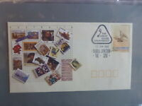 AUSTRALIA 1992 GRIL GUIDES GREAT GUIDES WALKABOUT SOUVENIR COVER