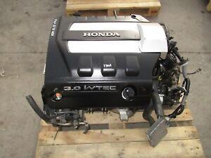 2003 2007 Honda Accord V6 3.0 Engine Automatic Transmission MRDA / 04-07 TL JDM