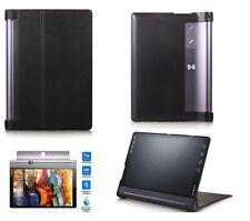 Funda inteligente delgada para Lenovo Yoga TAB3 10.1 YT-X703 Tablet + Vidrio Plus Pantalla Pro
