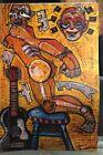 Large Original Painting By Acclaimed PA Artist Doug Ransavage 1961-2010