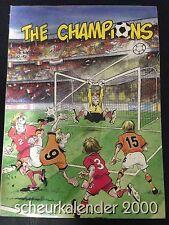 nd – Scheurkalender 2000: The champions – Boemerang – 2000