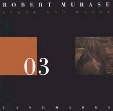 03 Robert Murase: Stone and Water (The Land Marks Series)-ExLibrary