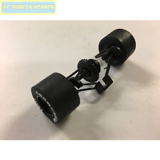 W9899 Scalextric Spare Rear Wheels & Axle Assembly for Williams FW14B