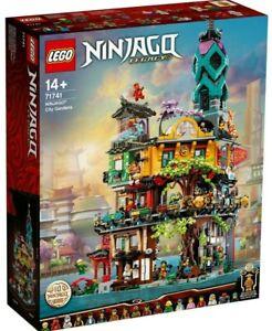 LEGO® Ninjago 71741 NINJAGO® City Gardens