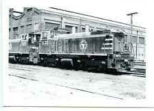 F703 RP 1973 BELT RAILWAY OF CHICAGO TRAIN ENGINE #530  CLEARING IL