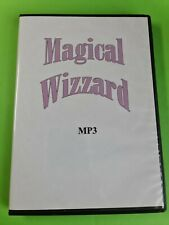 MP3 on 2 CD-ROMS- MAGICAL WIZZARD Jonathan Royle HYPNOTISM loads of information