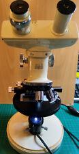 Microscope de terrain Wild Heerbrugg M11, led 12v sur batteries et bloc secteur
