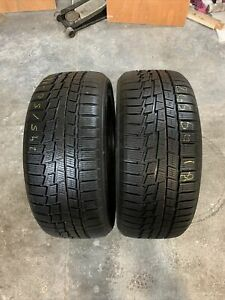 245 50 R 18 104V XL M+S Nokian WR G2 NO 2x Winter Tyres Fitting Available Pair