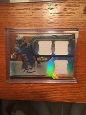 2012 Triple Threads Kendall Wright Auto  Jersey Patch /70 Rc