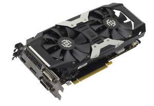 ZOTAC GeForce GTX 1060 6GB GDDR5 Graphics Card (DUAL-GTX1060-O6G)