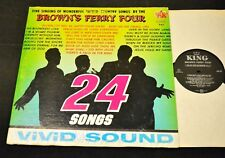 Brown's Ferry Four King 943 Fine Singing Of Wonderful Sacred Country Songs