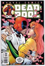 Deadpool #56 Near Mint 9.4 Sep 2001