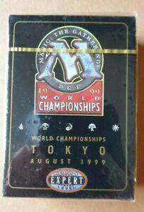 MTG Kai Budde 1999 World Championships Factory Sealed Deck Magic The Gathering