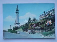 TRIESTE Faro della Vittoria Trattoria vecchia cartolina