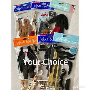 Jolee's Boutique History Costume Stickers (Your Choice)