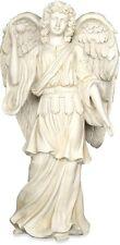 Erzengel Raphael  24 cm - Grabschmuck Schutzengel Figur Skulptur 20002