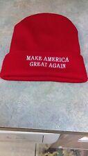 Trump Wooley Beanie Hat