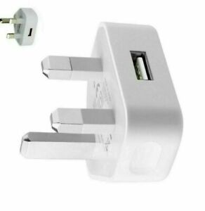 CE Charger Plug for Apple iPhone 5 6 7 8 X XS MAX XR iPad SPEEDY Adaptor LL