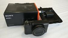 Sony Cyber-shot RX100 V Digital Camera ** FLAWLESS - WITH BOX **