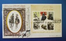 Benham 2005 Jane Eyre m / feuille FDC signée par gemma Jones [ DR WHO ].