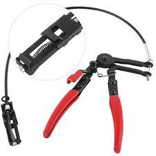 Professional Flexible Long Reach Hose Clamp Plier Fuel Pipe Clips Car Brake Tool