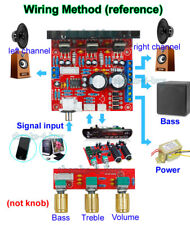 TDA2030A 2.1 3-Channel Subwoofer Super Bass Audio Amplifier Board 18Wx2 +30W Amp