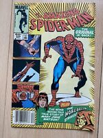 THE AMAZING SPIDERMAN 259 HOBGOBLIN app ORIGIN MARY JANE WATSON, DEC 1984 GOOD