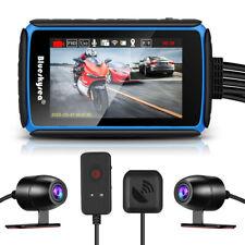 DV988 Waterproof Motorcycle Dash Camera Wifi GPS Front & Rear Recorder G-Sensor