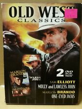 Old West Classics (DVD) Molly and Lawless John / One-Eyed Jacks