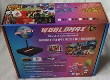 WorldMAX HD Indian IPTV Box,Hindi,Pakistani,Nepali,Bangla LIVE TV,Movies,Shows
