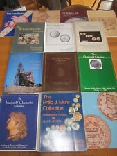 HUGE LOT OF 14 VINTAGE BOWERS & RUDDY GALLERIES AUCTION CATALOGS 1978 - 1994