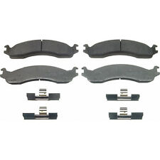 FRONT Brake Pads Ford E250 E350 E350 Dodge Ram Van D655 MKD655 MX655 MADE IN USA