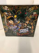 Penny Arcade The Game: Rumble in R'lyeh Board Game Deck-Building Sealed Box