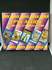 ** Epyx Action - 5 games pack ** by U.S. GOLD for Commodore 64/128