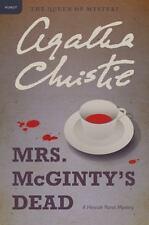 Hercule Poirot Mysteries: Mrs. Mcginty's Dead : A Hercule Poirot Mystery 28...
