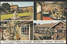 Lancashire Postcard - The Last Drop Village, Bromley Cross, Bolton  BE61