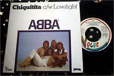 ABBA - Chiquitita  * 1978 France * TOP SINGLE (M-:)) im super COVER