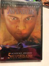 The Aviator (Two-Disc Widescreen Edition) DVD, Leonardo DiCaprio, Cate Blanchett